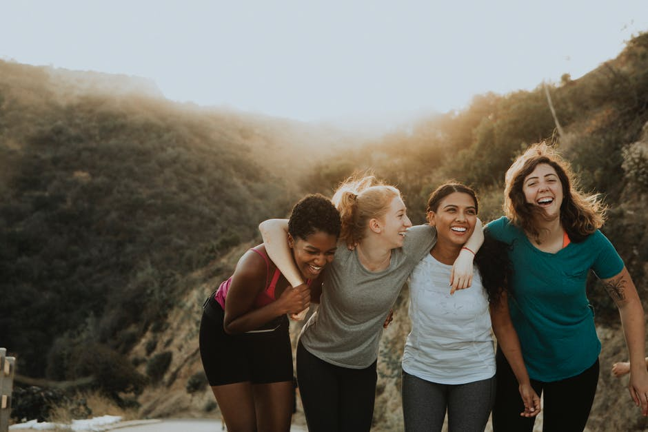 building positive body image