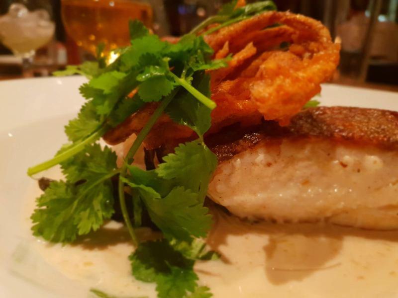Dinner at London Street Brasserie Reading