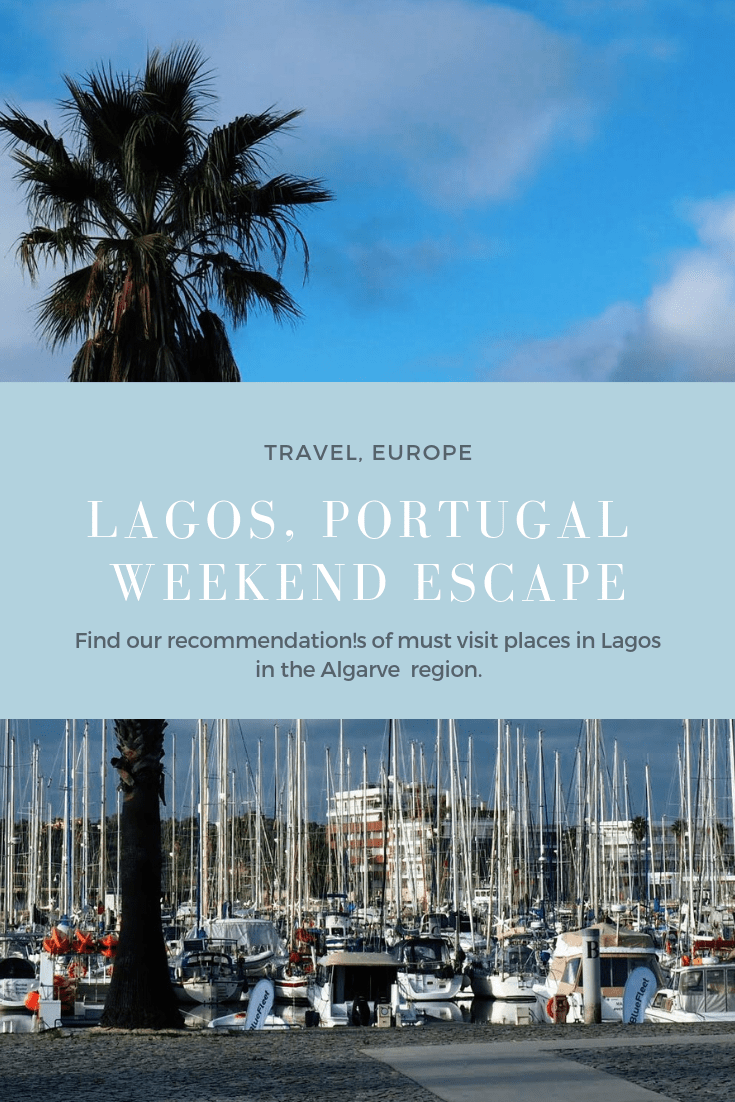 LAGOS PORTUGAL WEEKEND ESCAPE