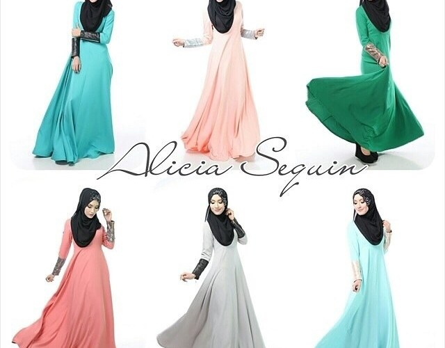 Sequin Dress RM119 @ ButikAlianajiha
