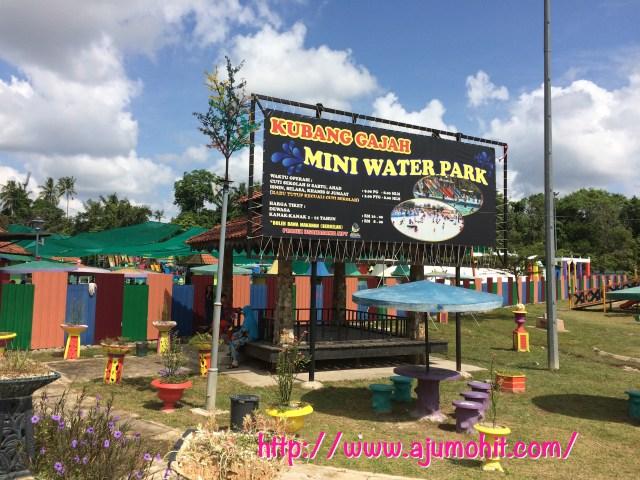 Kubang Gajah Mini Water Park temerloh
