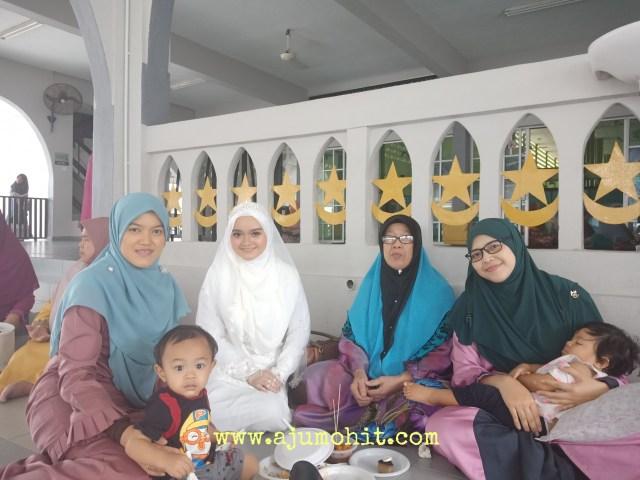 pernikahan di masjid ampang