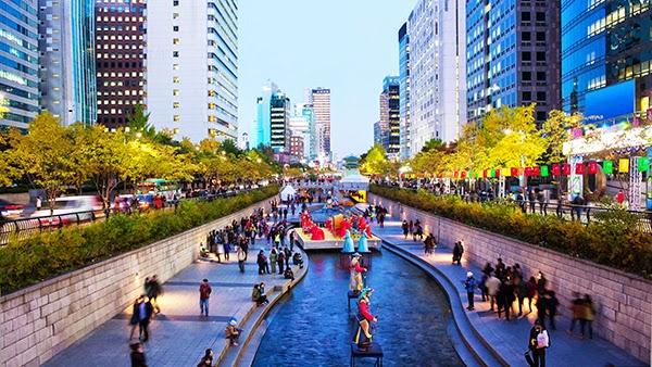5 tempat menarik di korea
