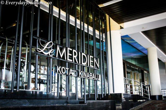 Le Meridian Hotel Kota Kinabalu