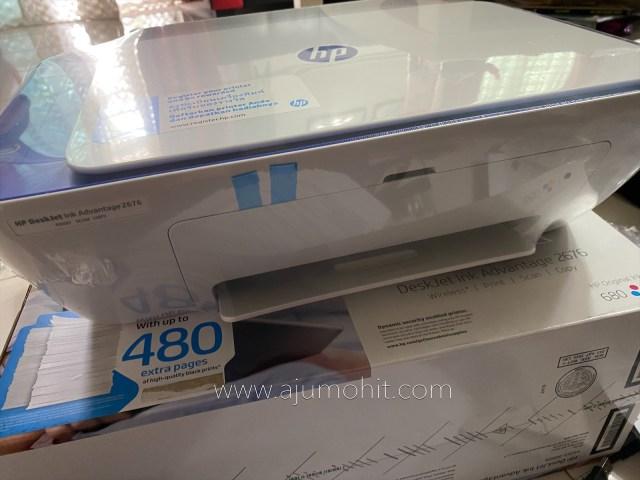 printer hp 2676 wireless