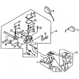 Peace Sports 150cc Scooter Wiring Diagram Diagram Wiring