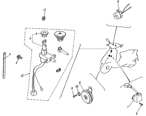 Dazon 250 Wiring Diagram Lighting Diagrams ~ Elsavadorla