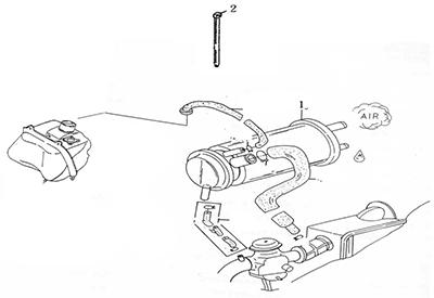 Canister (Thunder Bike 150)