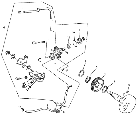 Honda Helix Engine Diagram. Honda. Wiring Diagram Images