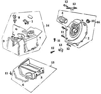 4 Engine Go Kart Custom Motorcycle Engines Wiring Diagram