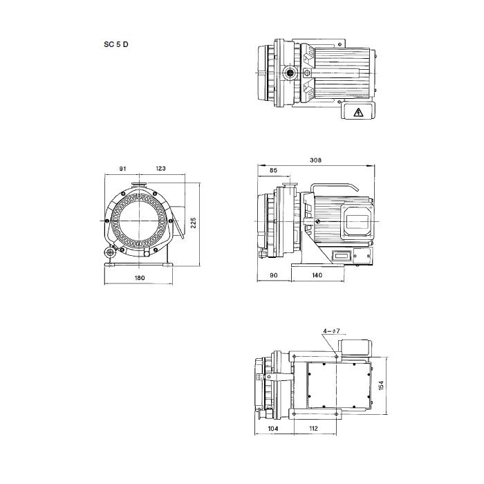 Turbo Pump Repair, Turbomolecular Pump Repair & Sales