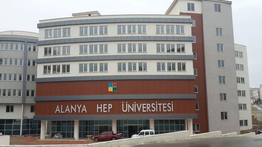 Alanya Hamdullah Emin Paşa Üniversitesi akademik portal
