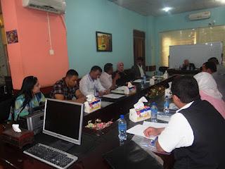مركز الحماية القانونية للصحفيين يقيم دورة الحماية القانونية في بغداد