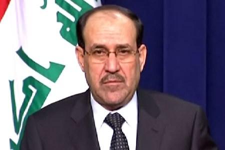 المالكي يأمر بإدخال 100 أسرة سورية عالقة في الحدود العراقية السورية