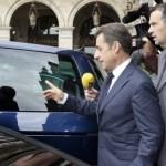 شرطة فرنسا تداهم منزل ساركوزي