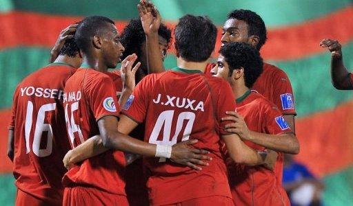 كأس الاتحاد الاسيوي: الاتفاق الى نصف النهائي