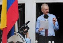 صورة لندن وكيتو لم تتفقا بشان قضية مؤسس ويكيليكس
