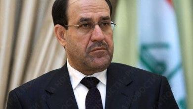 صورة المالكي يحذر من فقدان الاستقرار في العملية السياسية في حال تسييس القضاء