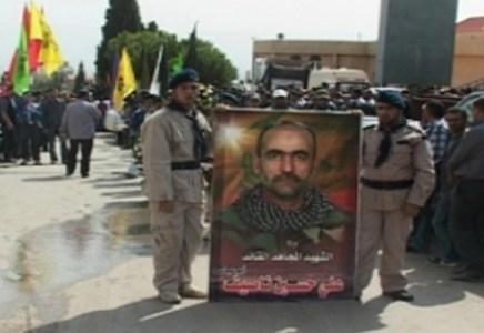 مقتل القائد التنظيمي لعمليات حزب الله في حمص