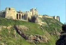 صورة قلق عربي على الآثار بسوريا
