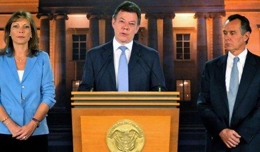 رئيس كولومبيا مصاب بالسرطان