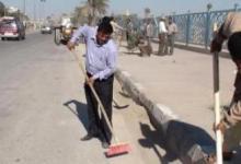 صورة النجف : المحافظ مطالب بالغاء عقد شركة تركية للتنظيف خلال عشرة ايام