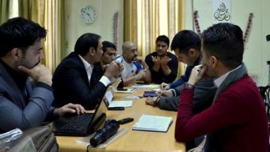 صورة برلمان شباب كركوك يعقد اولى جلساته و يفتح صندوقاً مالياً لدعم نشاطاته