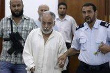 صورة ليبيا: بدء محاكمة آخر رئيس وزراء في عهد القذافي في طرابلس