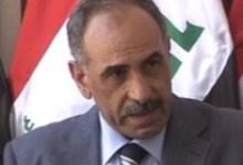 صورة المطلك يؤكد عدم انشقاقه عن القائمة العراقية