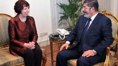 صورة الاتحاد الأوروبي: ندعم اختيار الشعب المصري