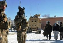 صورة افغانستان : انفجار سيارة مفخخة قرب قاعدة امريكية
