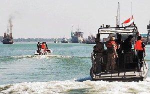 صورة وزارة الداخلية اليمنية تعلن عن ضبط سفينة 'مشبوهة'