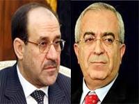 صورة المالكي يدعو الدول العربية إلى التعامل مع فسلطين كدولة من الآن فصاعدا