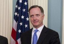 صورة السفير الأميركي يصل أربيل ويعقد اجتماعا مع رئيس حكومة الإقليم