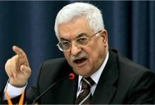 صورة محمود عباس يطالب العالم بالتدخل لانقاذ حياة الأسرى المضربين عن الطعام