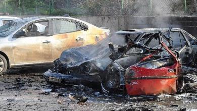 صورة ارتفاع عدد قتلى الانفجار على الحدود السورية التركية إلى 13