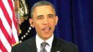 صورة أوباما يدعو إيران الى تسوية النزاع النووي