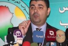 صورة نائب عن القائمة العراقية: مجلس الوزراء يقر تعديل قانون المساءلة والعدالة والمخبر السري