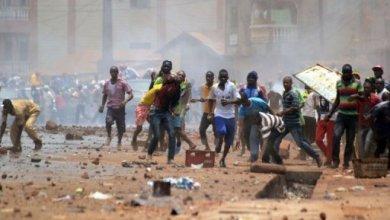 صورة قتيلان بالرصاص على الاقل في اعمال عنف جديدة في كوناكري