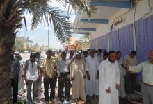 """صورة جمعة """"بداية الطريق """" لاعضاء المجالس المحلية في الديوانية وتهديد بقطع طريق بغداد – البصرة وتصعيد للمطالب  ."""