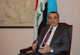 صورة عاجل … استشهاد نائب رئيس الجبهة التركمانية العراقية