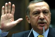 صورة اردوغان يلتقي قادة احتجاجات اسطنبول الاربعاء