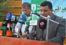 صورة نقابة الصحفيين العراقيين فرع ميسان تقيم حفلا بهيجا بيوم خروج العراق من الفصل السابع
