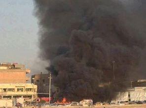 صورة 40 جريحا في تفجيرات وسط مدينة ميسان