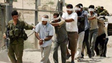 صورة قوات الاحتلال تعتقل 60 فلسطينيا خلال الأسبوع الماضي