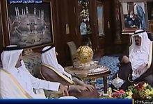صورة قمة سعودية قطرية كويتية في الرياض