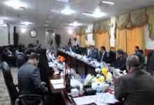 صورة كتلة ابناء الديوانية في مجلس المحافظة تعلق عضويتها لاشعار اخر