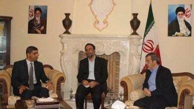 صورة الديوانية تدعو طهران لفتح مكتب تجاري في المحافظة