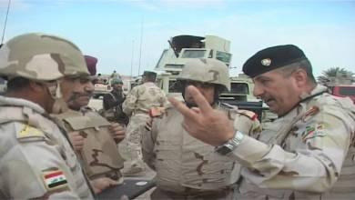 صورة (فيديو)..القوات الأمنية تحرر منطقة الدولاب التابعة لقضاء هيت بالرمادي