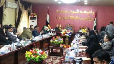 صورة مجلس الديوانية يقيل امر أفواج الطوارئ بجلسته السرية اليوم
